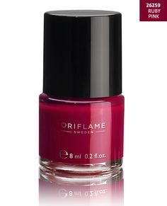 http://www.istyle99.com/Oriflame-Nail-Paint/?cid=mj04 Oriflame Pure Colour Nail Polish - Ruby Pink 8ml @ 15% OFF Rs 210.00 Only FREE Shipping + Extra Discount -  online Sabse Sasta in India - Makeup & Nail Pants for Beauty Products - 1811/20150720