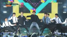 EXO-CBX (첸백시)_Hey Mama!_KBS MUSIC BANK_2016.11.18