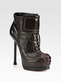 Yves Saint Laurent shoes high heels Winter 2012-2013_5