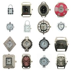 Watch Face for Beading Jewellery Making-Superior Quality for limited time only!  | eBay