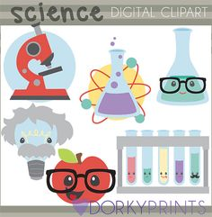 back to school clip art personal and limited commercial use science clip art classroom clipart subjects Classroom Clipart, Art Classroom, Back To School Clipart, Science Clipart, Science Images, School Planner, Clips, For Your Party, Planner Stickers