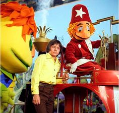 H R Puff n Stuff!  This was my favorite saturday morning show!