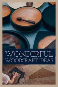 Here are some wonderful wood-crafting  #tips, #projects and #resources to help inspire and motivate you! #woodcrafting #woodworking #wood #woodcarving #woodcarving #hobby #craft #DIY #creativity #Germany