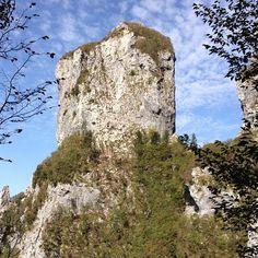 Monte Procinto Parco Alpi Apuane