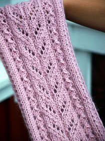 Ravelry: Kerttu-tuubi pattern by Paula Loukola Knitting Stiches, Lace Knitting, Knitting Socks, Knitting Patterns, Knitting Ideas, Crochet Scarves, Knit Crochet, Womens Scarves, Handicraft