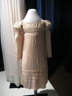 Regency - Child's dress - front view