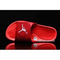 f493e4f18897c9 Super Deals Jordan Hydro 5 Retro White Red 820258 602 Sandals Slippers