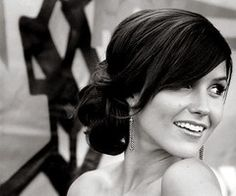 Sophia Bush. Is it weird to say I want her voice? I want her voice. I love the rasp. The hair is pretty beautiful as well
