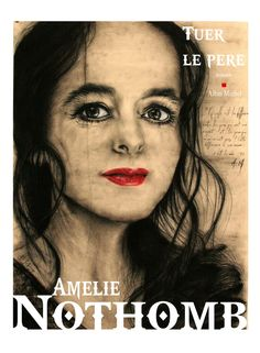 Amélie Nothomb book by ~MlleLestrange on deviantART