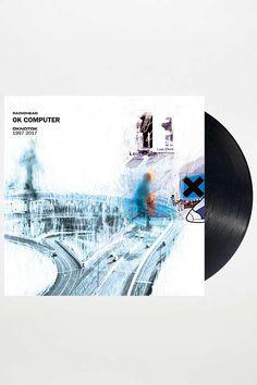 30cedf077 Radiohead  OK Computer Vinyl Record