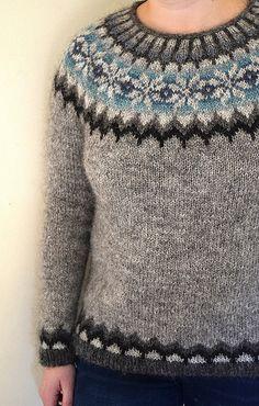 Fair Isle Knitting, Sweater Design, Crochet Projects, Ravelry, Knitting Patterns, Knit Crochet, Knitting Sweaters, Wool, Knits