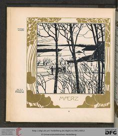 Ver sacrum: Mittheilungen der Vereinigung Bildender Künstler Österreichs (4.1901)