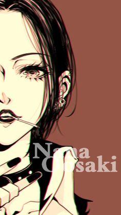 Nana Anime, Yazawa Ai, Nana Osaki, Gothic Anime, Anime Films, Animes Wallpapers, Tokyo Ghoul, Manga Art, Aesthetic Pictures