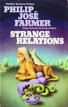 Philip José Farmer - strange relations