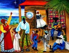 gullah art - gathering Have to take a Gullah tour.