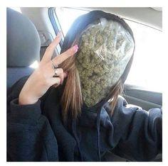"When your girl friend is a ""pothead"". #marijuana"