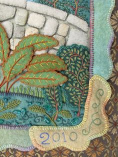 detail from Peter Piper.  Salley Mavor.