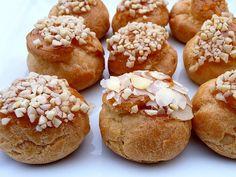 Recette de Choux à la crème pâtissière : la recette facile
