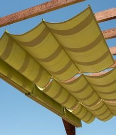 Slide-On Wire Hung Canopy