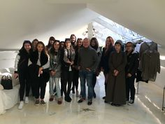 Martino Midali accoglie nel proprio showroom gli studenti della London College of Fashion - Official.  #martinomidali #midali#  #showroom #lcflondon #fashion