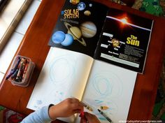 reggio emilia project based learning solar system space observational drawing an everyday story Whats the Difference Between a Project and a Theme? Inquiry Based Learning, Project Based Learning, Learning Activities, Reggio Emilia Preschool, What Is A Project, Reggio Inspired Classrooms, Reggio Emilia Approach, Emergent Curriculum, Preschool Programs