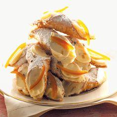 cannoli... ahhhhhhhhh just delicious!!!