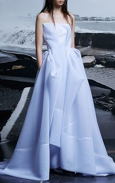 Magnitude Gown by Maticevski for Preorder on Moda Operandi