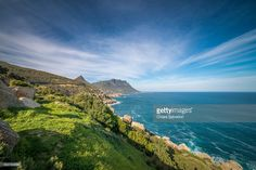 Along the Cape Peninsula Coast | Western Cape, South Africa | #stockphotos #gettyimages #print #travel