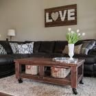 Ana White   Free and Easy DIY Furniture Plans to Save You Money.  PotteryBarns knock off coffee table...