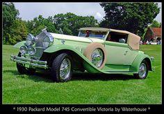 1930 Packard Model 745