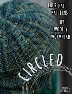 A raft of excellent new pattern books to warm your winter evenings. Reviews of 4 pattern books by Franklin Habit. Woolly Wormhead's Circled, 60 More Quick Baby Blankets, Unobtainables: Fake Elements, Real Knits, Silk Road Socks: Socks Inspired by Oriental Rugs