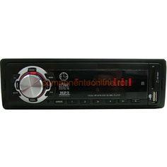 Radio MP3 auto, 4x50W, cu telecomanda - 103090