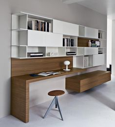 Home Office Designs - Home offices are now a norm to modern homes. Here are some brilliant home office design ideas to help you get started.