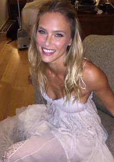 First of all, we have to congratulate the beautiful and always truthful, supermodel Bar Refaeli for getting married.