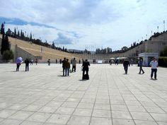 Atenas-Panathenaic Stadium