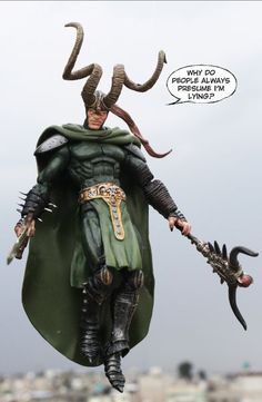 Loki     What if? (Marvel Legends) Custom Action Figure                                                                                                                                                                                 More