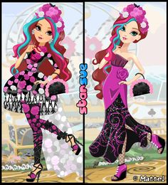 Ever After High Spring Unsprung Briar Beauty Dress Up Game : http://www.starsue.net/game/Spring-Unsprung-Briar-Beauty.html Have Fun! ♥