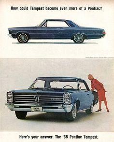 1965 Pontiac Tempest - the foundation of the GTO