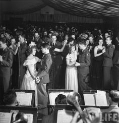 High School Ball, 1945