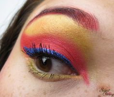 Look Battle | Iron Man | Sweet Cherry | Beauty & Kosmetik Blog