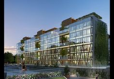 BDP's 'eco-housing' project in Nanjing, China