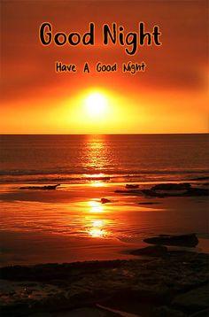 Good Night Have A Good Night. Nice sunset on the beach. Good Night Babe, Good Night Sleep Well, Good Evening Love, Good Night Funny, Good Night Prayer, Good Night Friends, Good Night Blessings, Good Night Wishes, Good Morning Happy