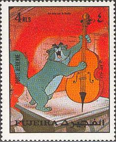 Russia  CAT Stamp