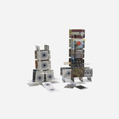 194: Charles and Ray Eames / House of Cards collection < Eames Design: The JF Chen Collection, 10 September 2015 < Auctions | Wright