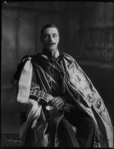 Alexander Albert Mountbatten, 1st Marquess Of Carisbrooke. He was the son of Prince Henry and Princess Beatrice of Battenberg, grandson of Queen Victoria.