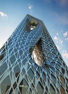 """W trzecim odcinku z cyklu """"Architektura Przyszłości"""" prezentuję Ci po raz kolejny niezwykł..."""