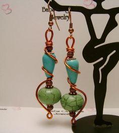 "Very ""earthy"" feel... Love them! ~ Green :)"