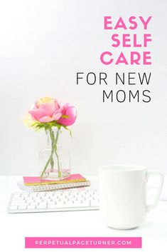Being a new mom can be draining sometimes & self care seems like a dream. Incorporate these easy self care ideas for new moms today. Mom Survival Kit, Like A Mom, Self Love Affirmations, Self Care Activities, Baby Development, Working Mother, Self Care Routine, Work From Home Moms, Raising Kids