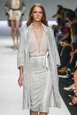 That blouse and it's details… the cover up, the skirt … So luxurious and classy Ermanno Scervino Spring/Summer 2016 - Milan