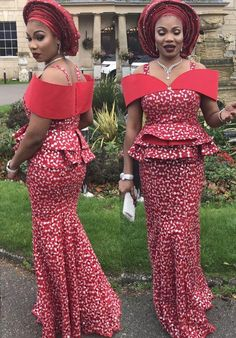 African Women Asoebi style - Ufumbuzi - Home African Lace Styles, African Traditional Dresses, Latest African Fashion Dresses, African Print Dresses, African Dresses For Women, African Print Fashion, African Attire, African Women, African Style